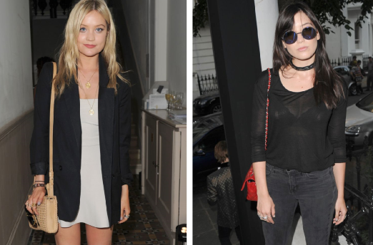 [FROM L-R] LAURA WHITMORE, DAISY LOWE, HEIST ANTI-GALLERY