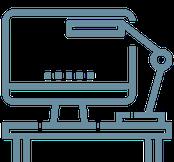 Icon for Website Development service